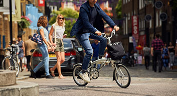 Brompton City Bicycle