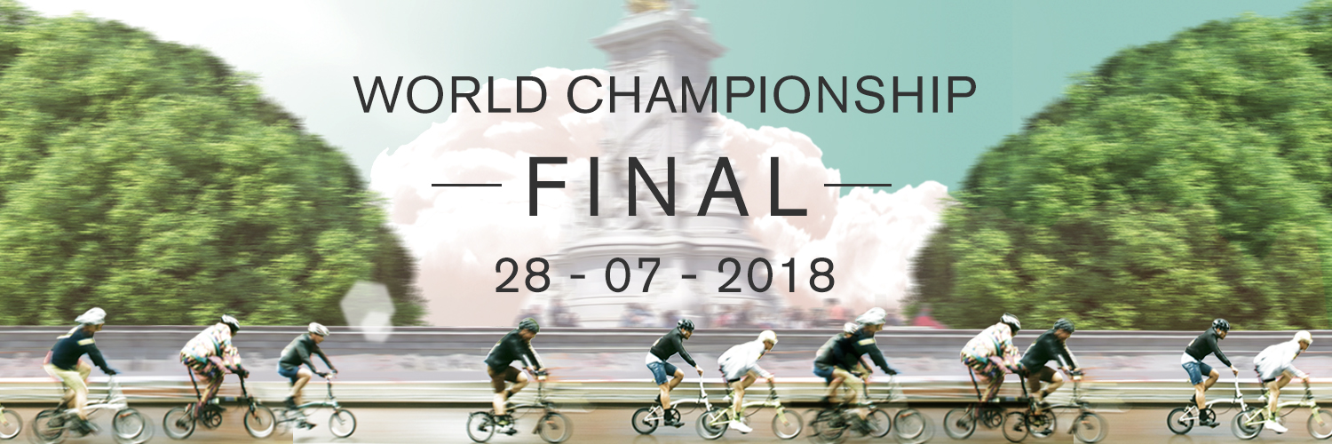 Brompton World Championship London Finals 2018