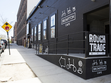 Brompton Cafe at Rough Trade NYC