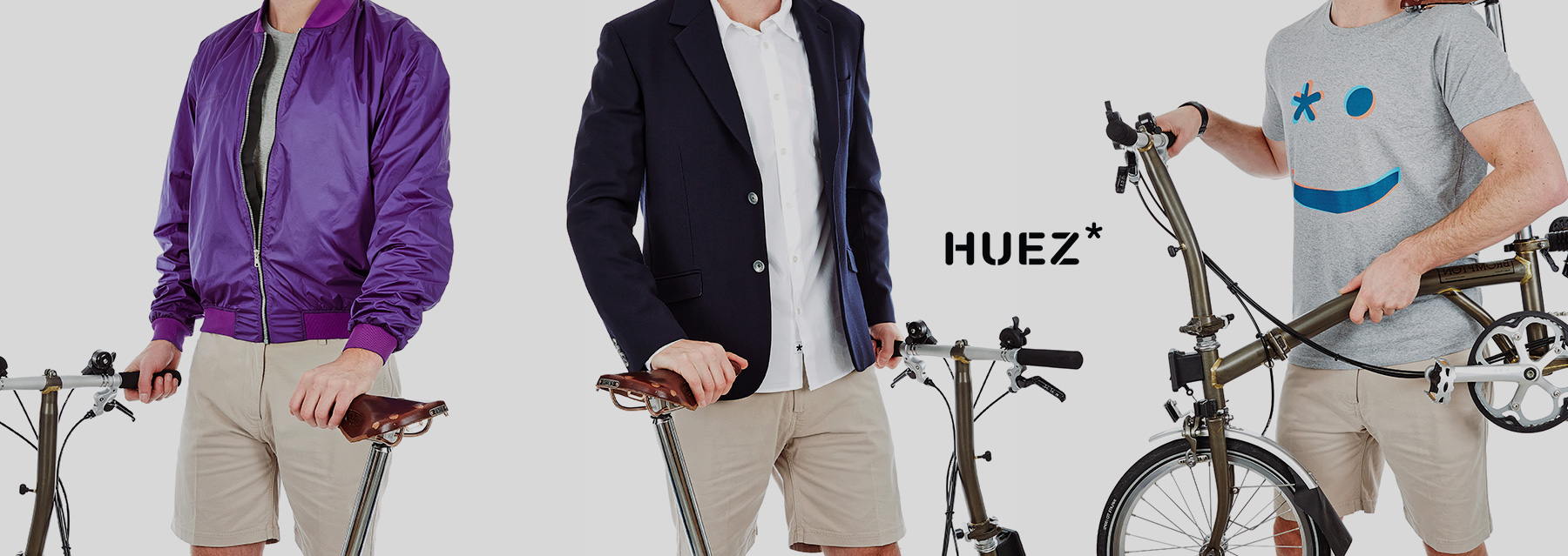 Register your Brompton and get 15% off Huez - ships worldwide