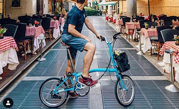 Finding the Right Folding Bike for You, Finding the Right Brompton for You