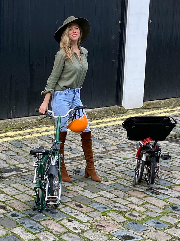 Why Did I Choose Brompton? Charlie Stein-Cohen, Net2Work, Brompton Bicycle