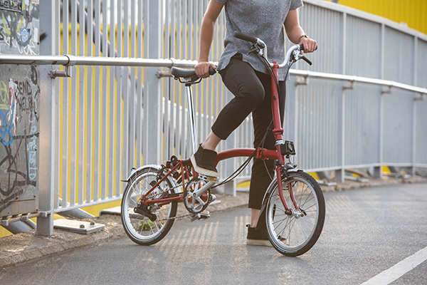 Brompton 2020 New Colours - House Red