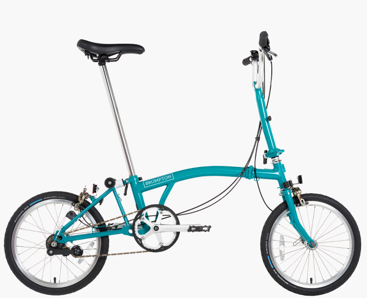 f3fadeb3a3 New affordable Brompton B75 folding bike | Finance available