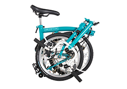 Affordable Folding Bike The Brompton B75 Finance Available