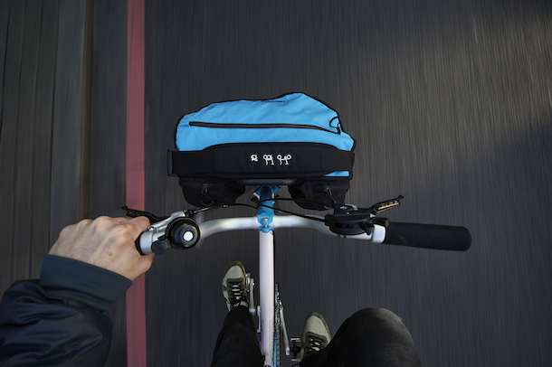 The updated Brompton C Bag