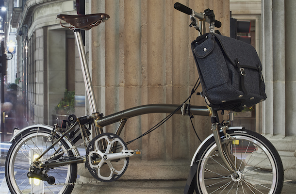 Premium Luggage from Brompton