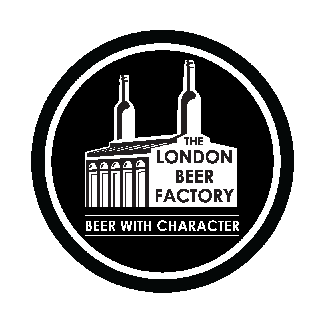 london beer factory logo