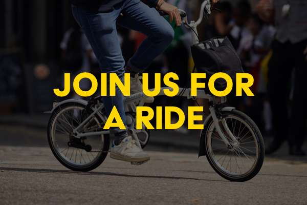 Join us for a ride image