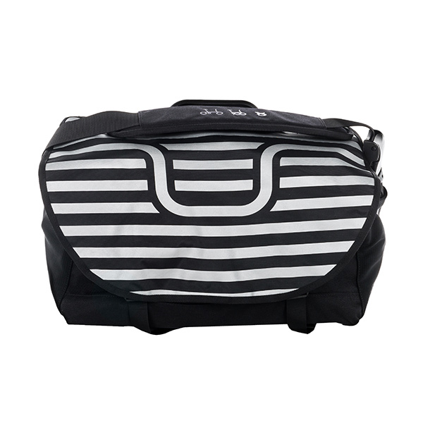 S Bag With Handlebar Reflective Print Flap 159 99