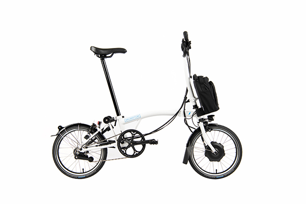 Brompton Electric folding e-bike