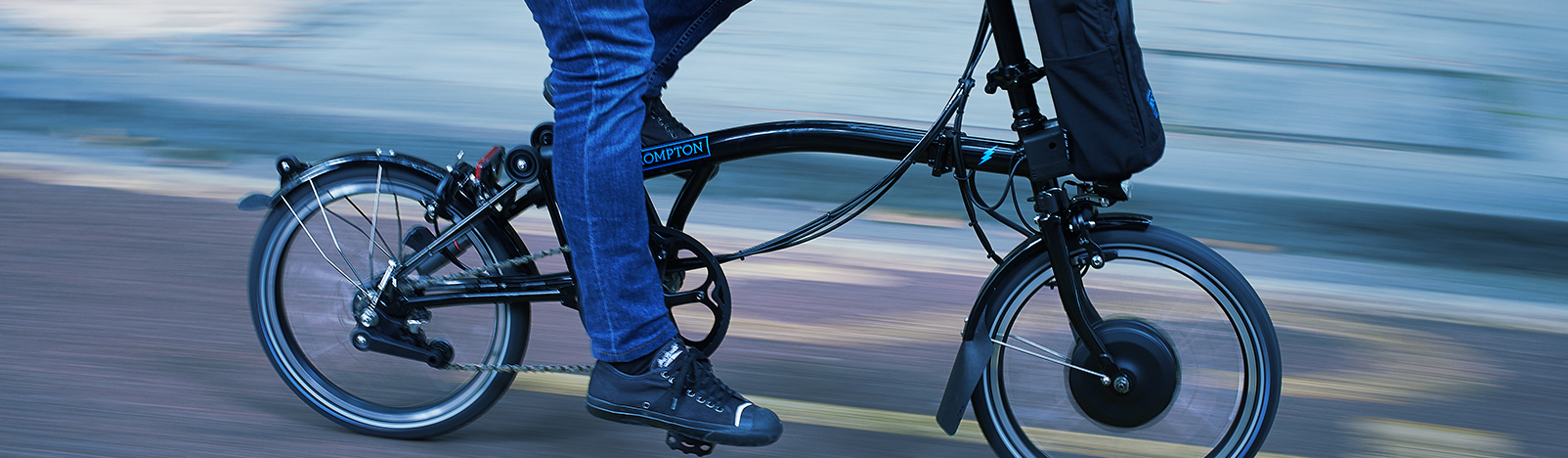 charge folding electric bike
