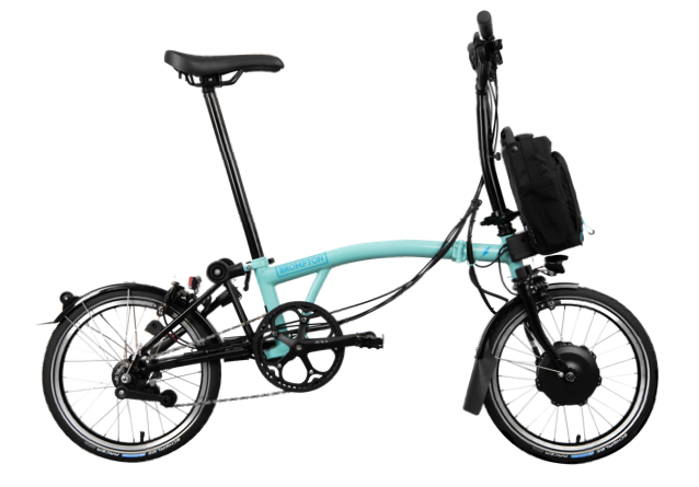 Brompton Bicycle, Brompton Electric, Electric folding bike