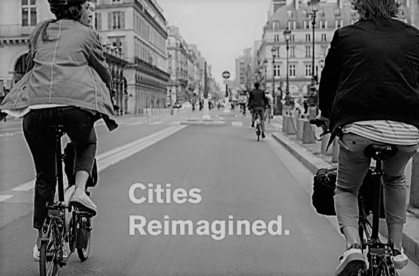 Brompton Bicycle Cities Reimagined